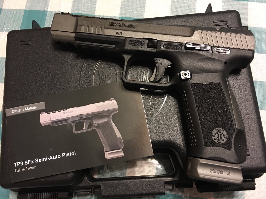 Canik TP9 SFX? | Page 2 | Springfield XD Forum