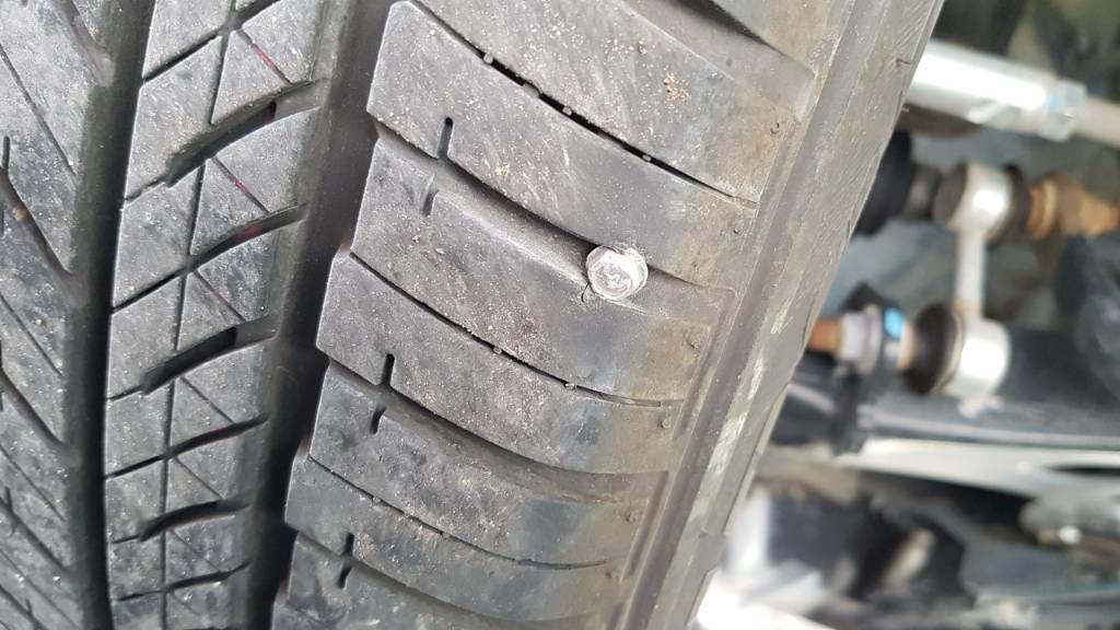14-\'18) How close it too close to sidewall for plug repair? - Subaru ...
