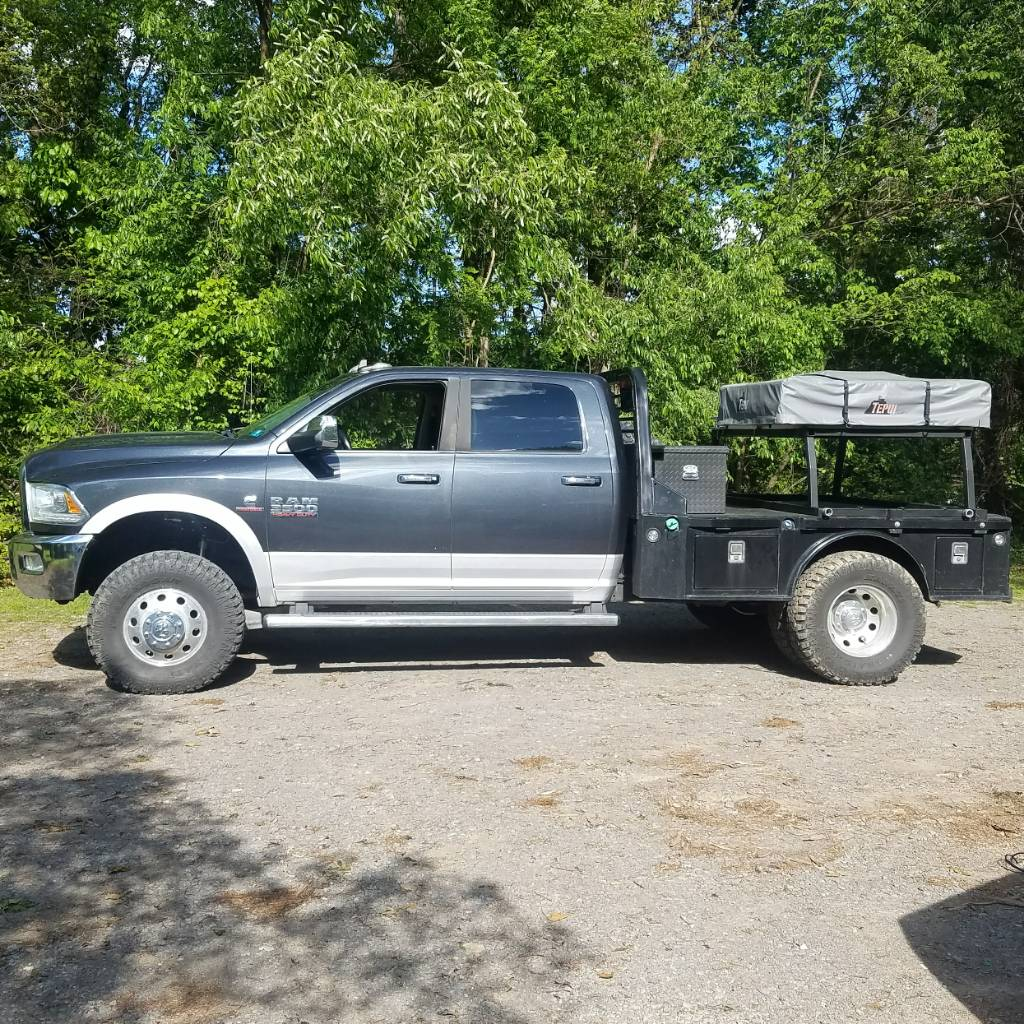 2013 Ram 3500 With C M Flat Bed Build For All Purpose Expedition Portal