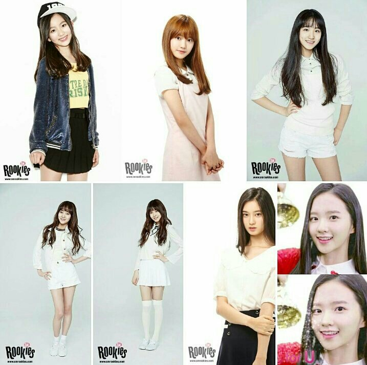 SM New Girl Group Visual Is ....