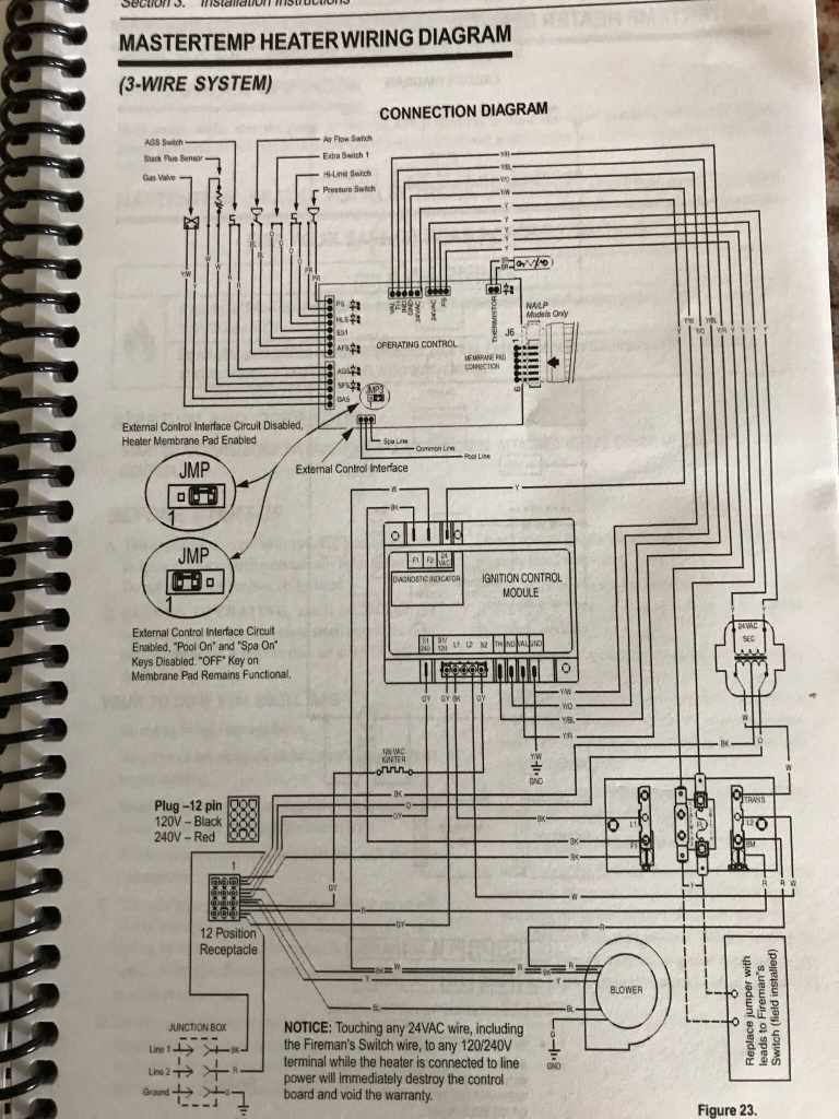 Aqualink Wiring Diagram Simple Diagrams On Outlets In Series How To Wire A Jandy Best Light Switch