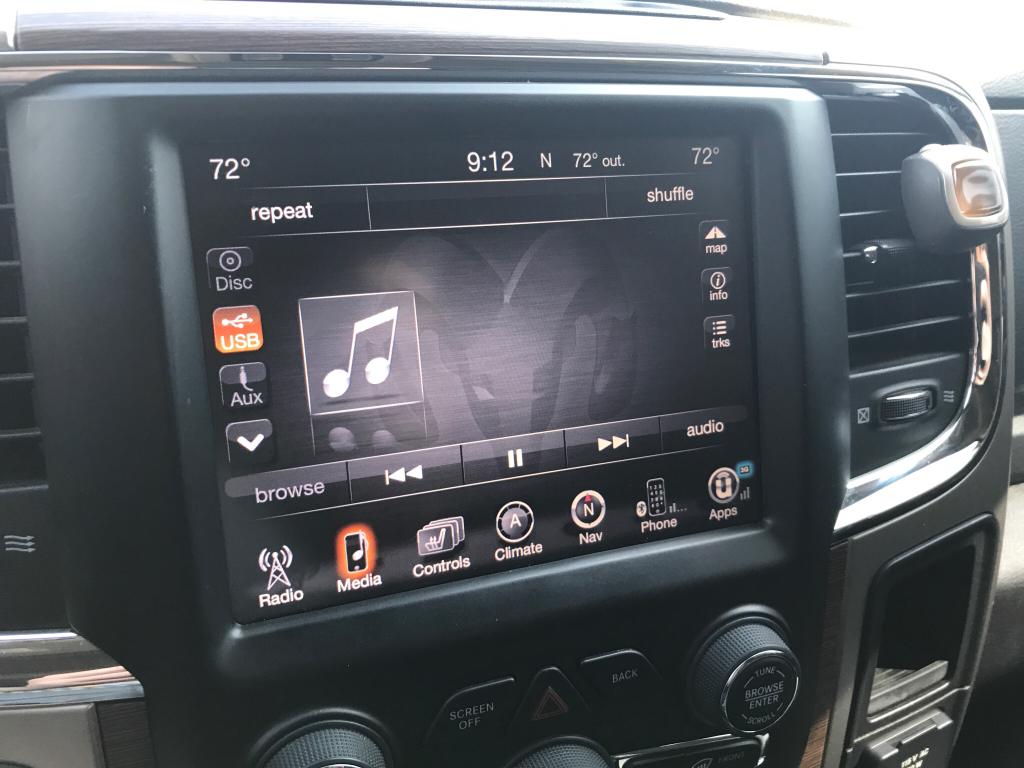 Uconnect won't update - Dodge Cummins Diesel Forum