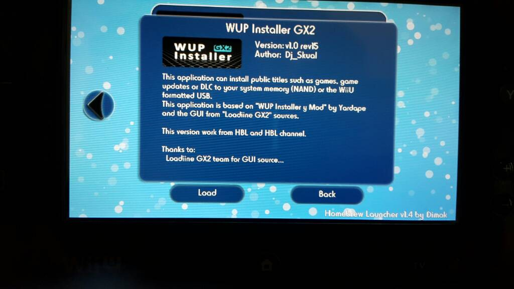 WiiU] Instalando e Configurando o Haxchi no WiiU 5 5 1 e 5 5 2