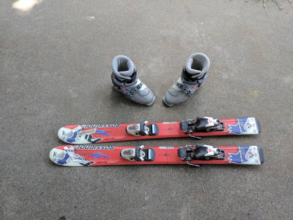 Keep kids skiing pass it down thread   keep it going