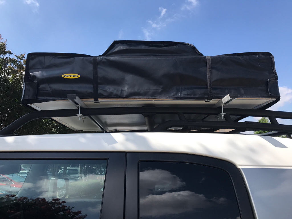 Yakima Timberline Car Top Rack Two Tower Cargo Management Accessories Set 220Lbs