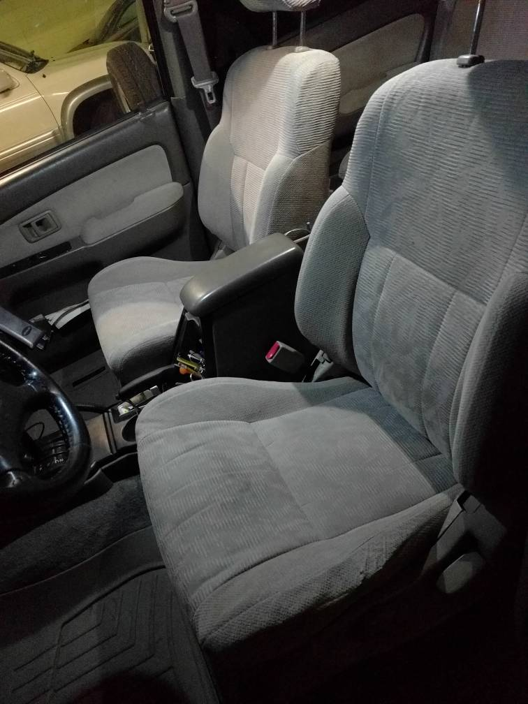 Terrific Seat Foam Swap Toyota 4Runner Forum Largest 4Runner Forum Gmtry Best Dining Table And Chair Ideas Images Gmtryco
