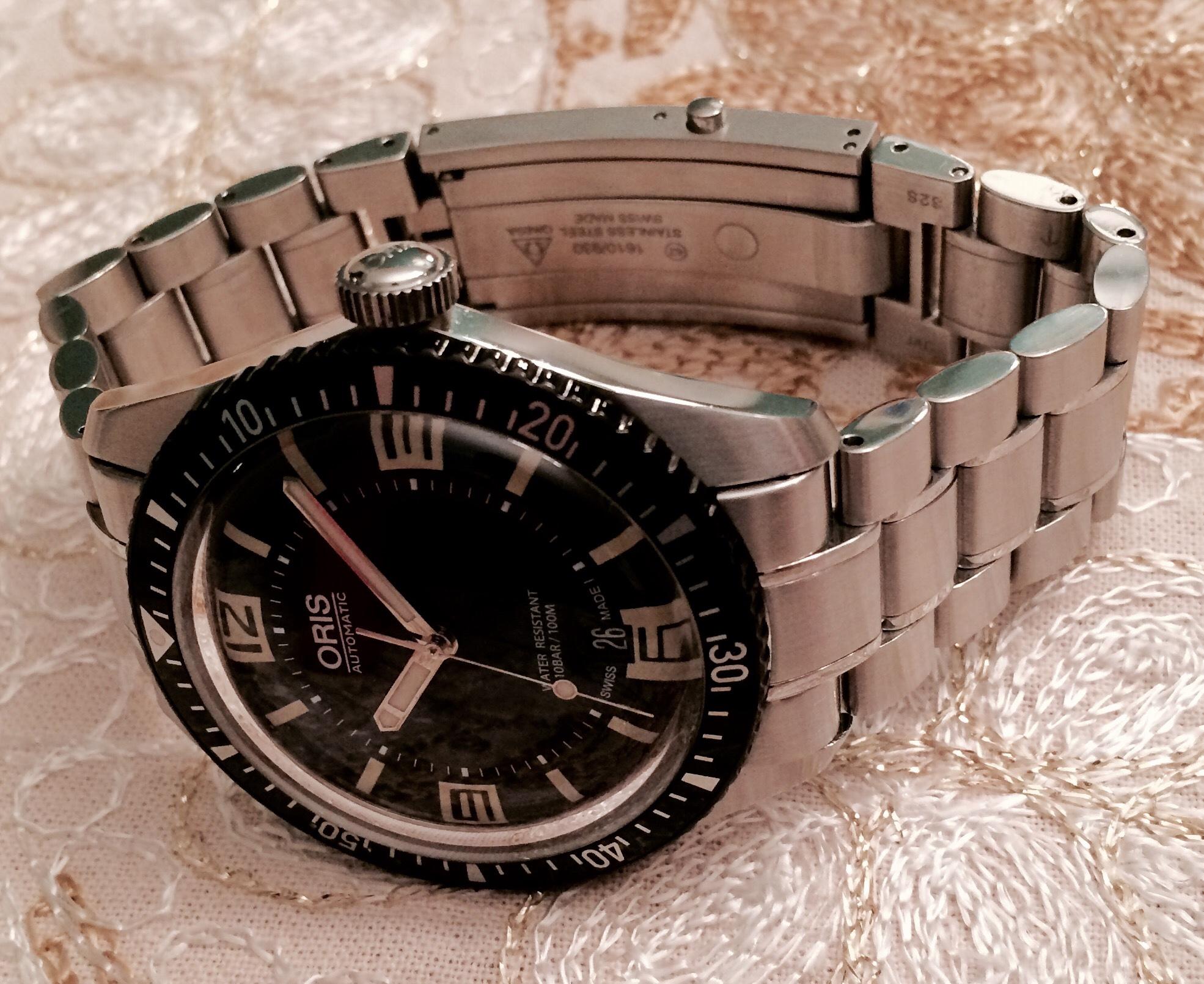 oris 65 ss bracelet alternative replacement