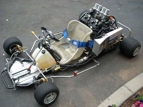 My 600cc Shifter Kart Project - DIY Go Kart Forum