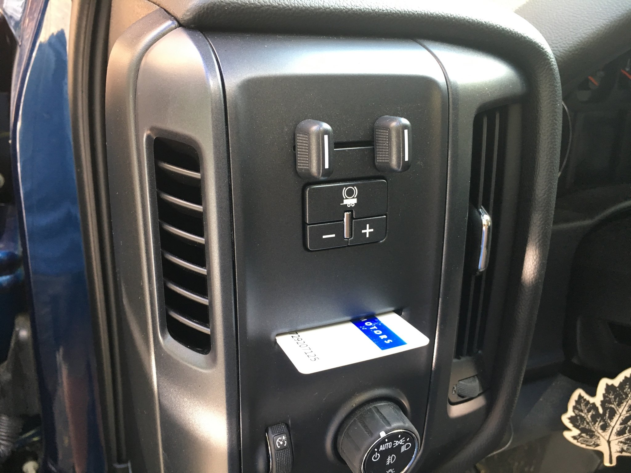 What is this random slot for? - 2014 - 2018 Chevy ...