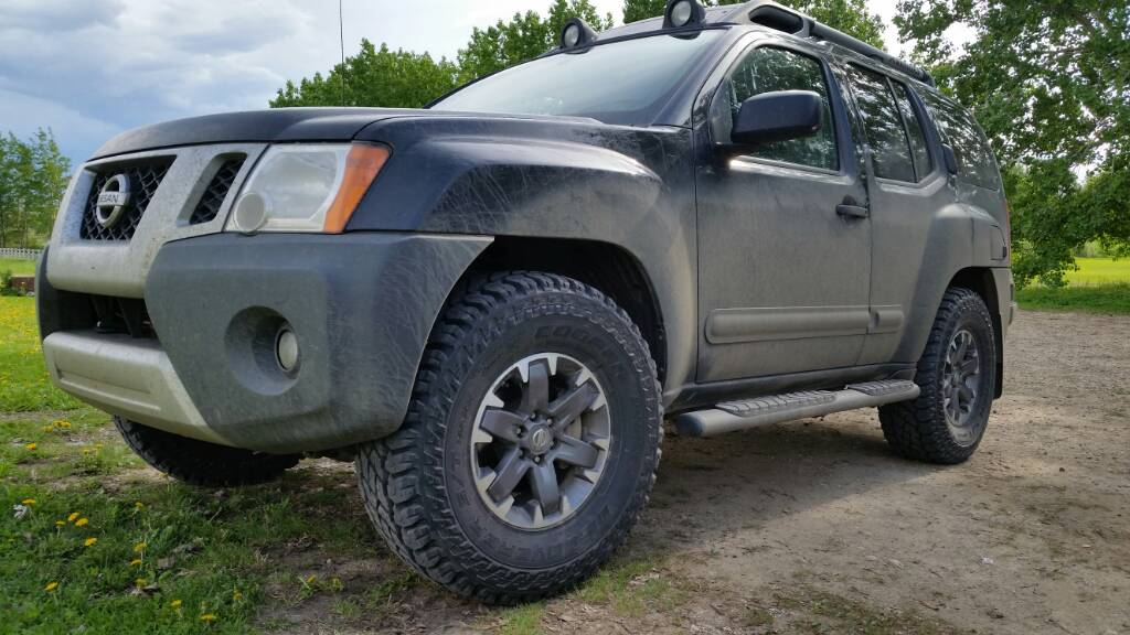 Nissan Frontier Pro 4X >> Tire Options - Page 37 - Second Generation Nissan Xterra Forums (2005+)