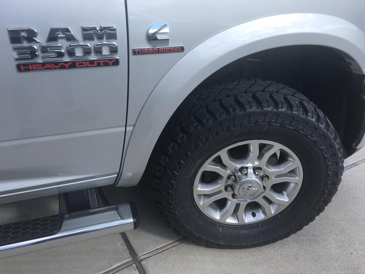 D C B Ece C Fab B on Dodge Ram 3500 Front