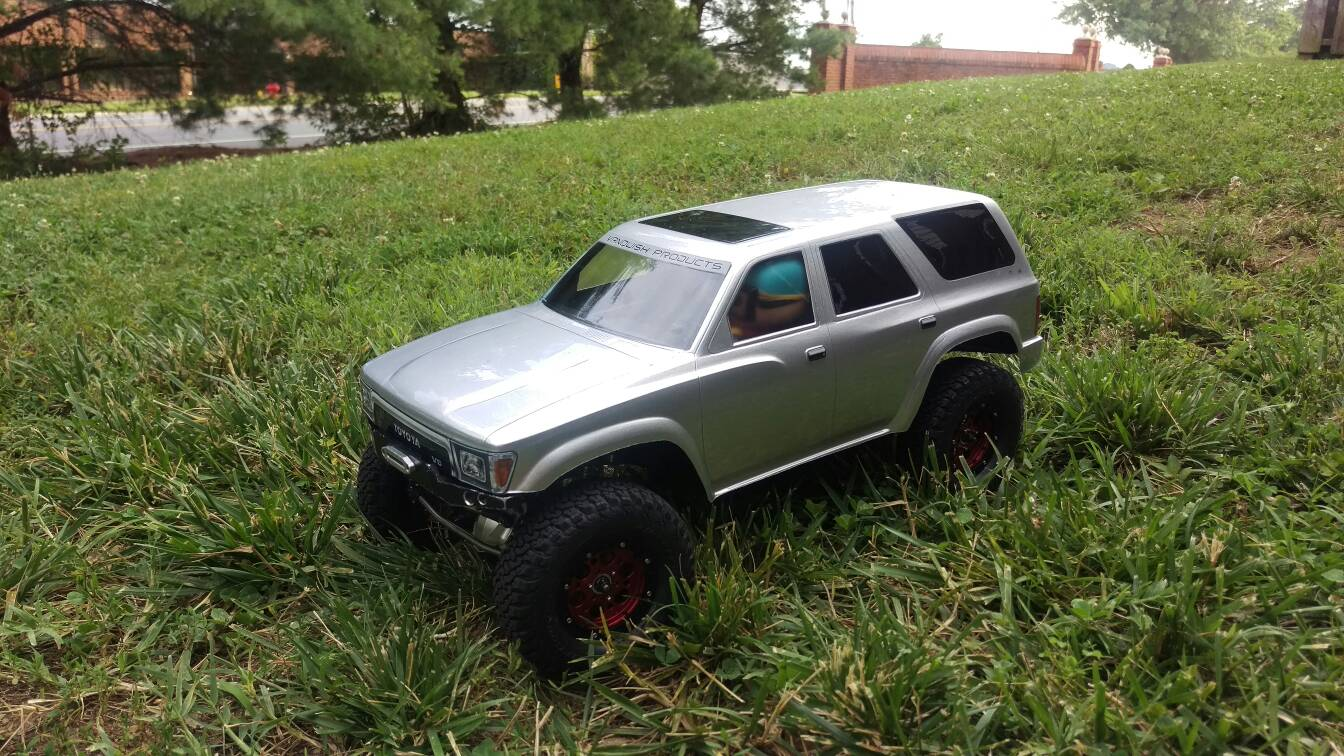 Rc 4runner Body >> RCCrawler Forums - Pro-Line 1991 4Runner
