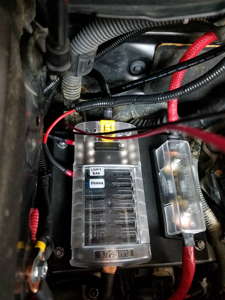 Adventures of 4RnR Grl (and build) - Page 27 - Toyota 4Runner Forum on blue sea solenoid, blue sea 5026, blue sea fuse block install, blue sea systems, blue sea pn 7650,