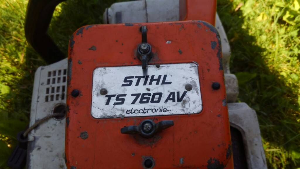 Stihl TS760AV Cut-off to Chainsaw Conversion | Arboristsite com