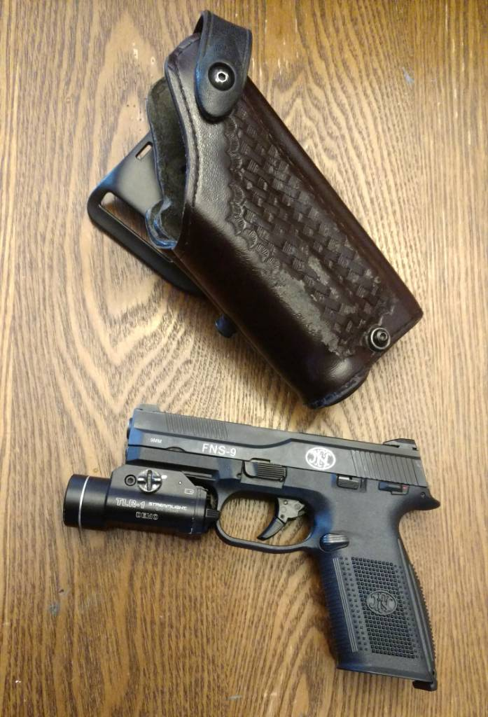 FNS Duty Holster