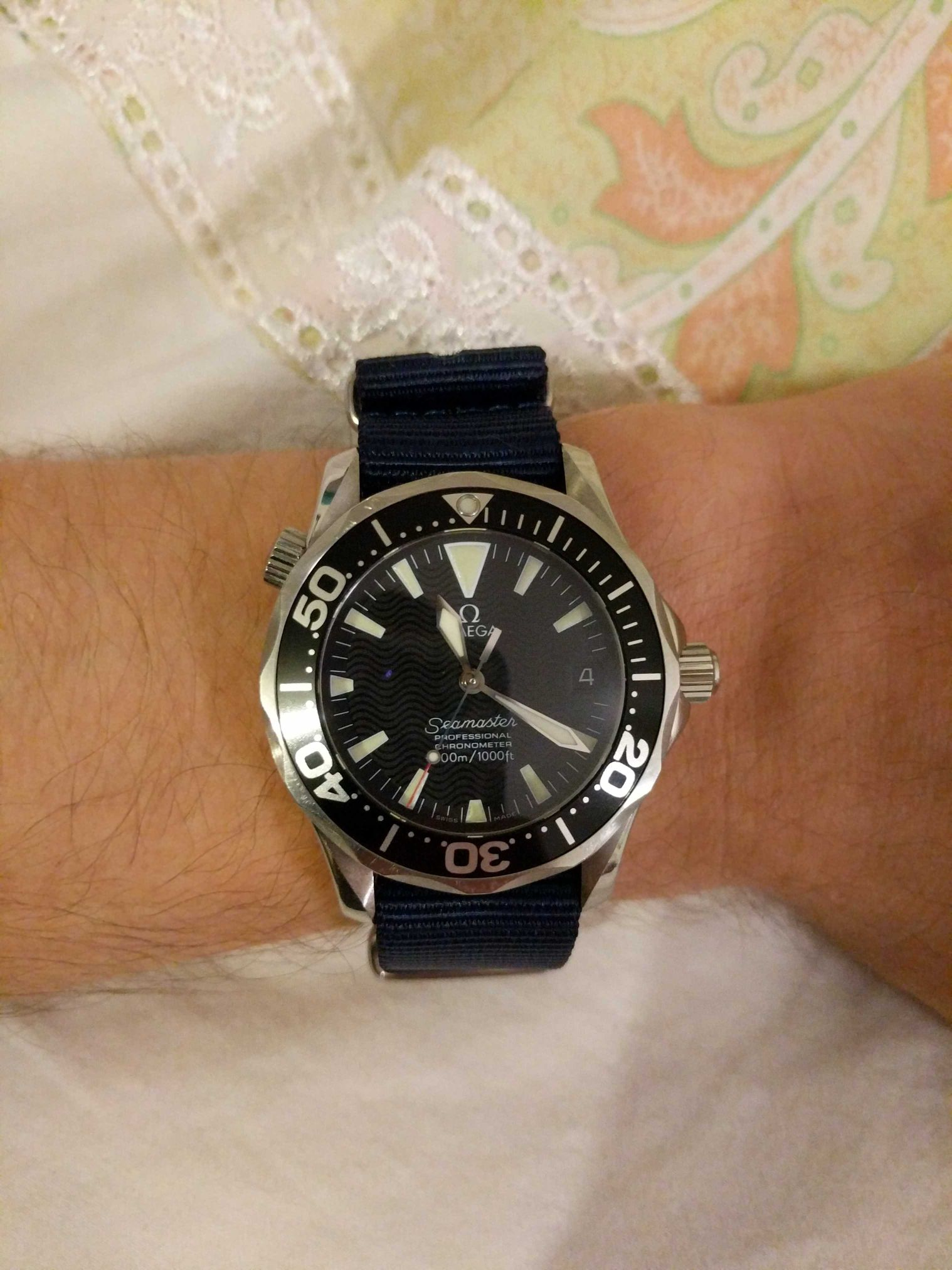 show off your seiko skx013 and other mid size divers