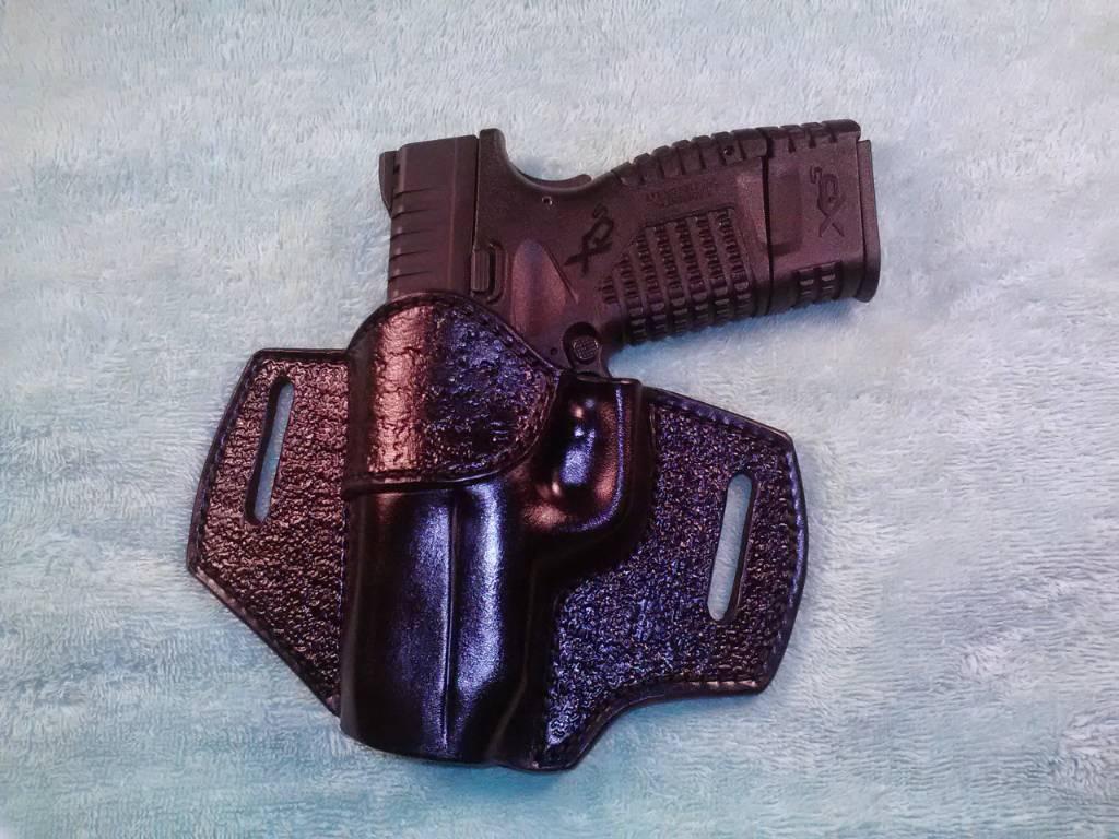 New Bear Creek holster