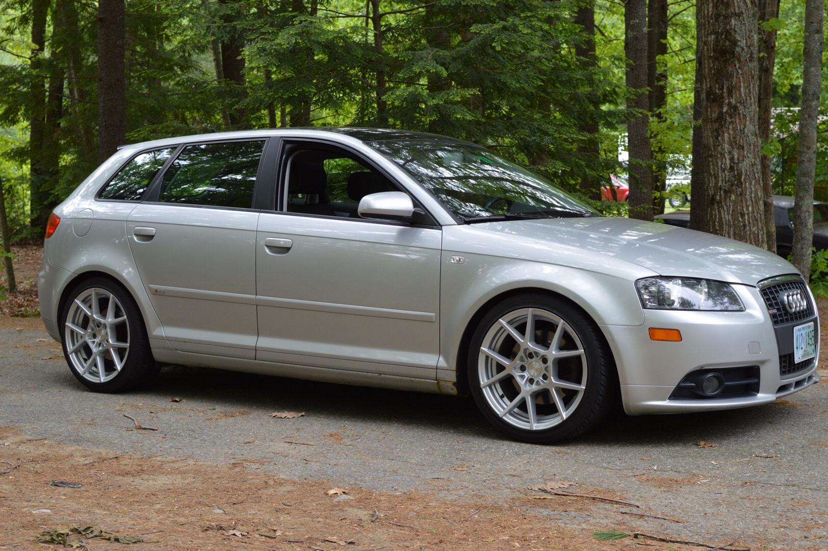 Kelebihan Audi A3 3.2 Spesifikasi