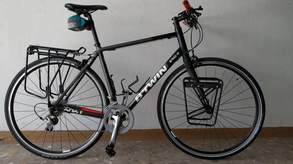 Triban 540 « Foro de cicloturismo y viajes en bicicleta