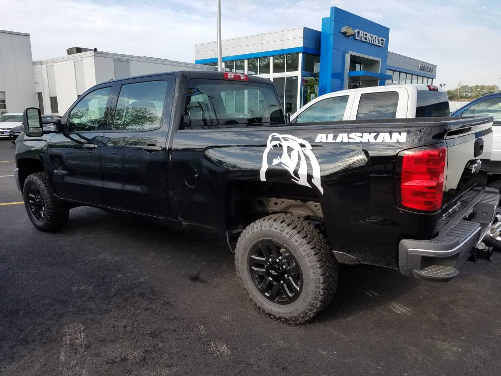 Chevy Alaskan Edition >> Alaskan Edition 2014 2018 Chevy Silverado Gmc Sierra Gm