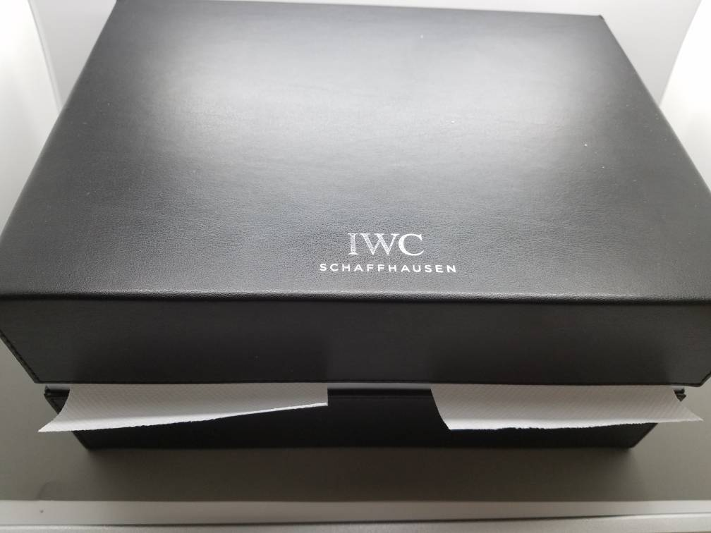Iwc big pilot 5009 priced to sell  2016 - Rolex Forums