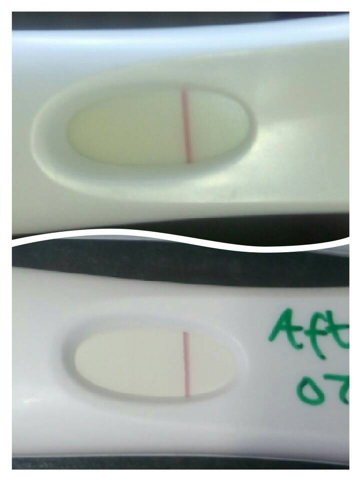 First Response Positive Or A Indent Or Evap Line 12dpo Netmums Chat