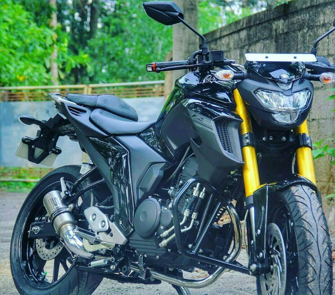 Yamaha Engine Guard