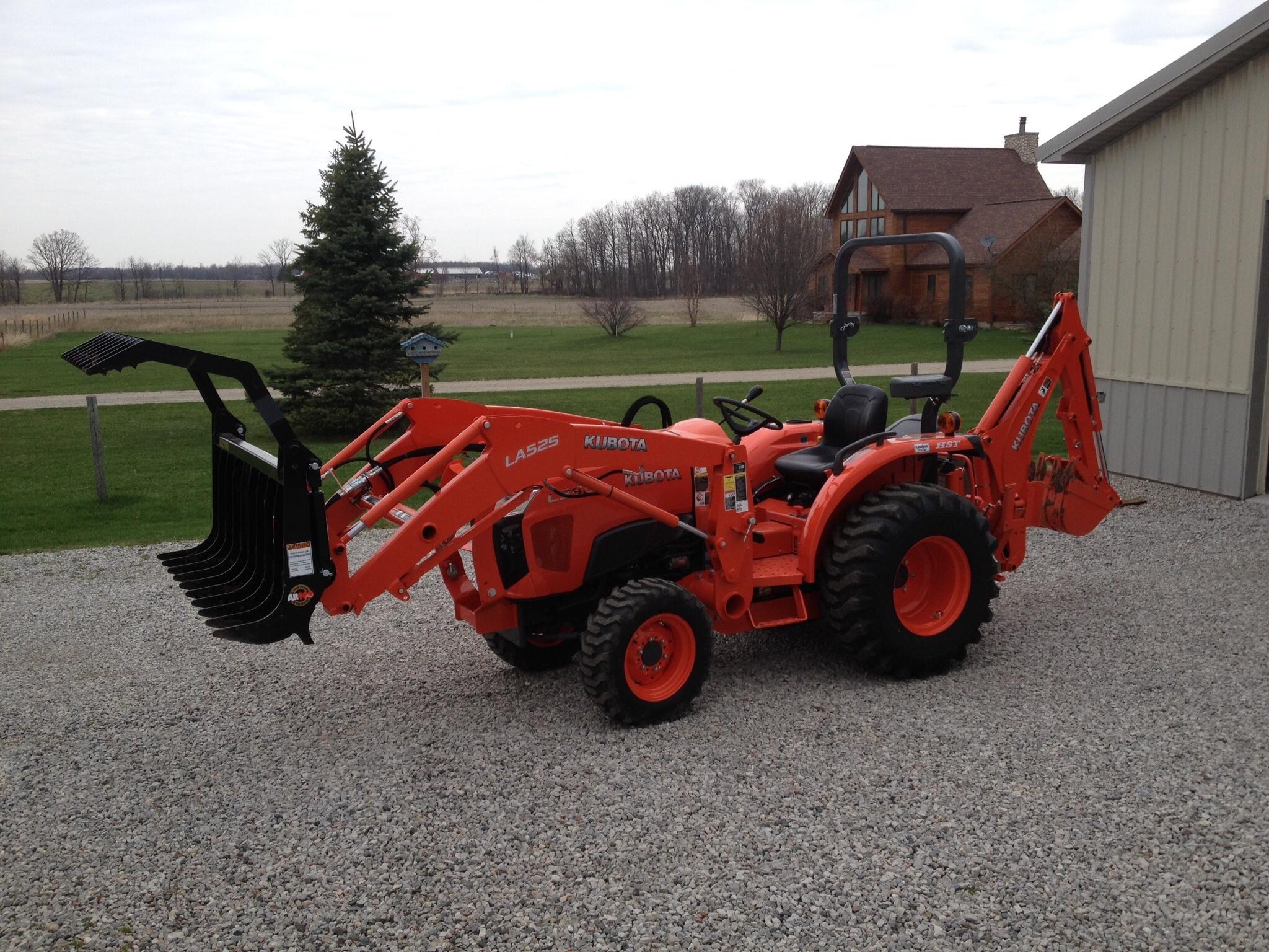 Buying L3901 - OrangeTractorTalks - Everything Kubota