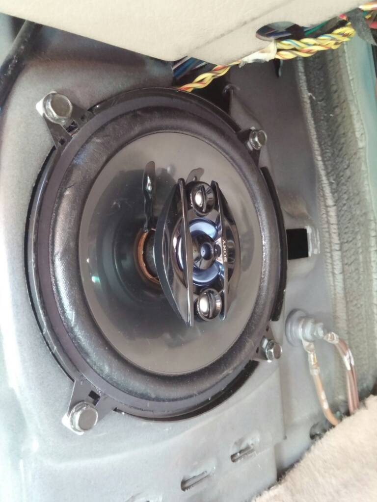 Z3 Front Replacement Speakers