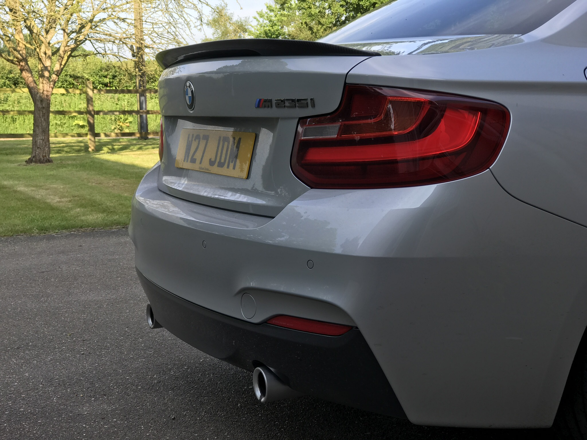 Exhaust Tips Discussion Page 6 Babybmw Net