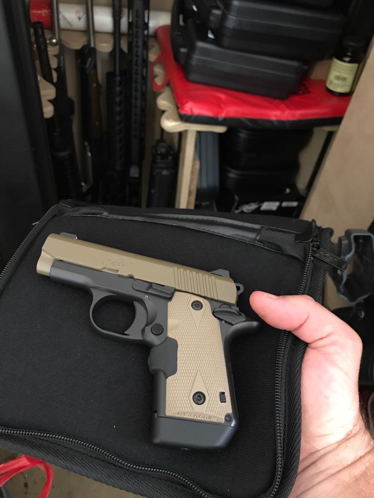 Kimber Micro 9 vs G43 - General Firearm Forum