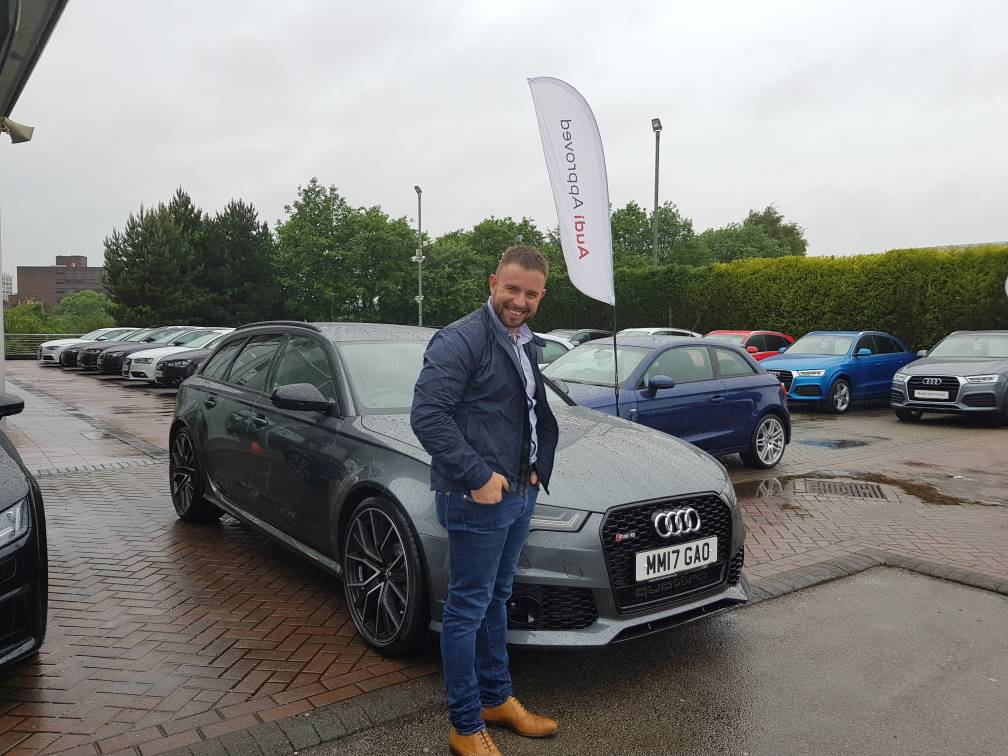New RS6 Daytona Grey Pearl owner - RS246 com Forum :: The