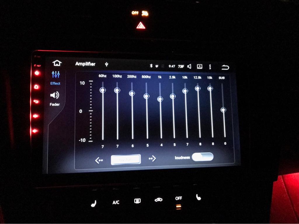 Android Head Unit - PX5 MTCD unit - GOLFMK7 - VW GTI MKVII