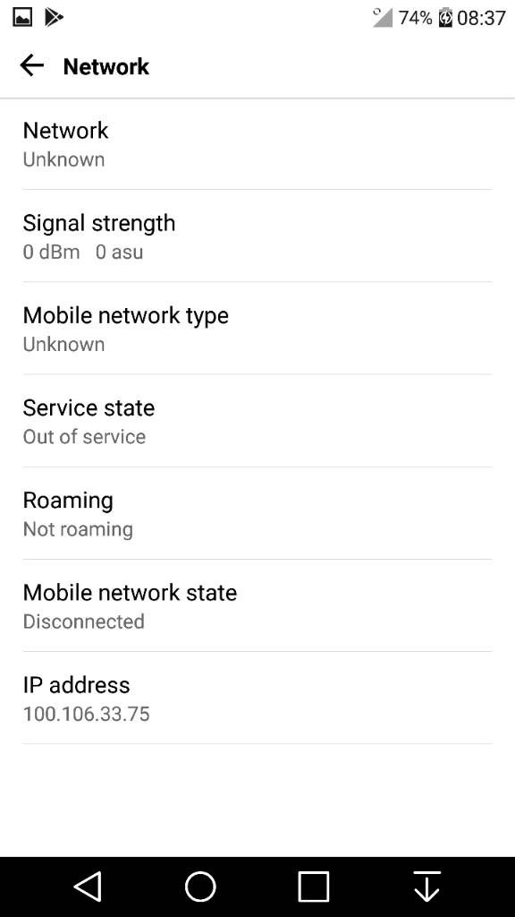 LG V20 Signal and connection issues - Page 3 - Android Forums at