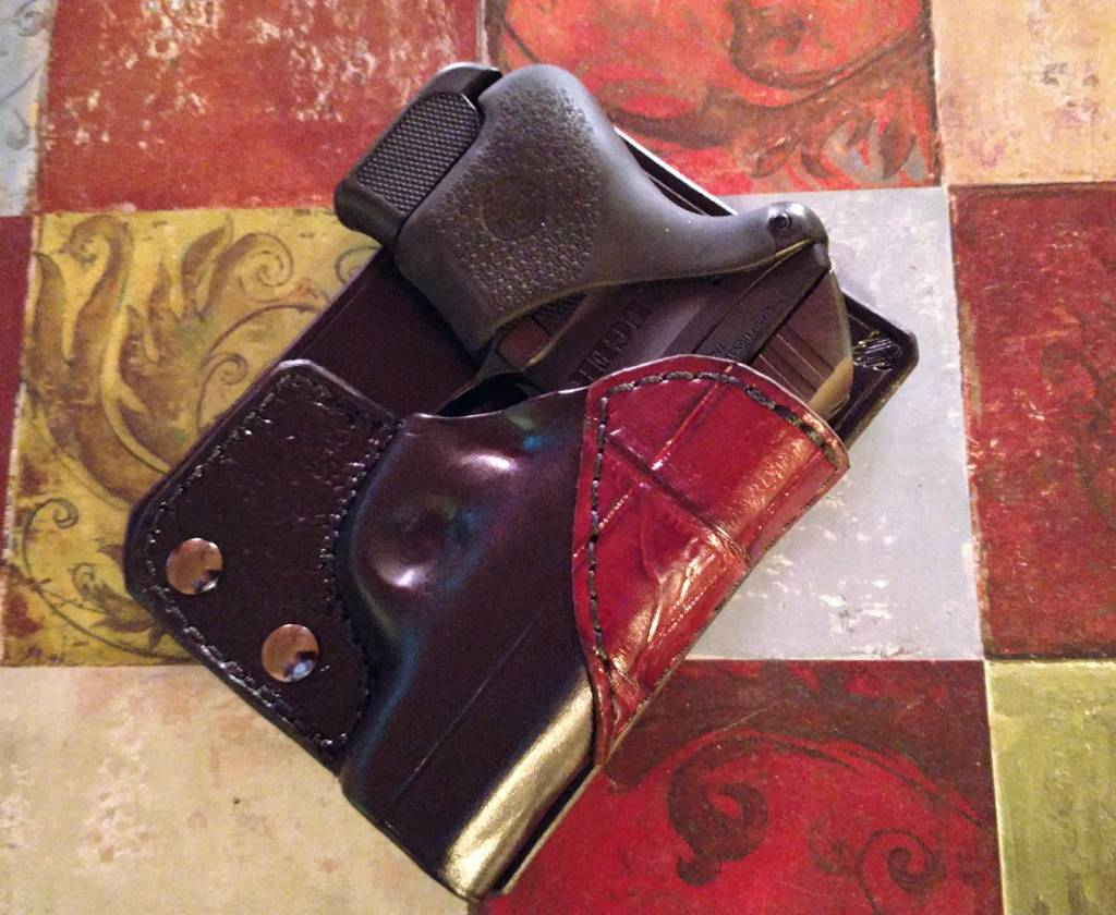 New Leather from Bear Creek Holsters