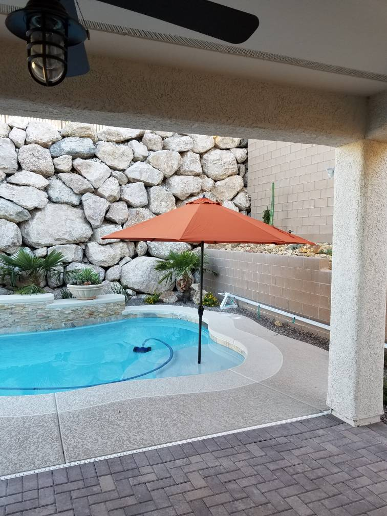 In Pool Umbrella Recommendations