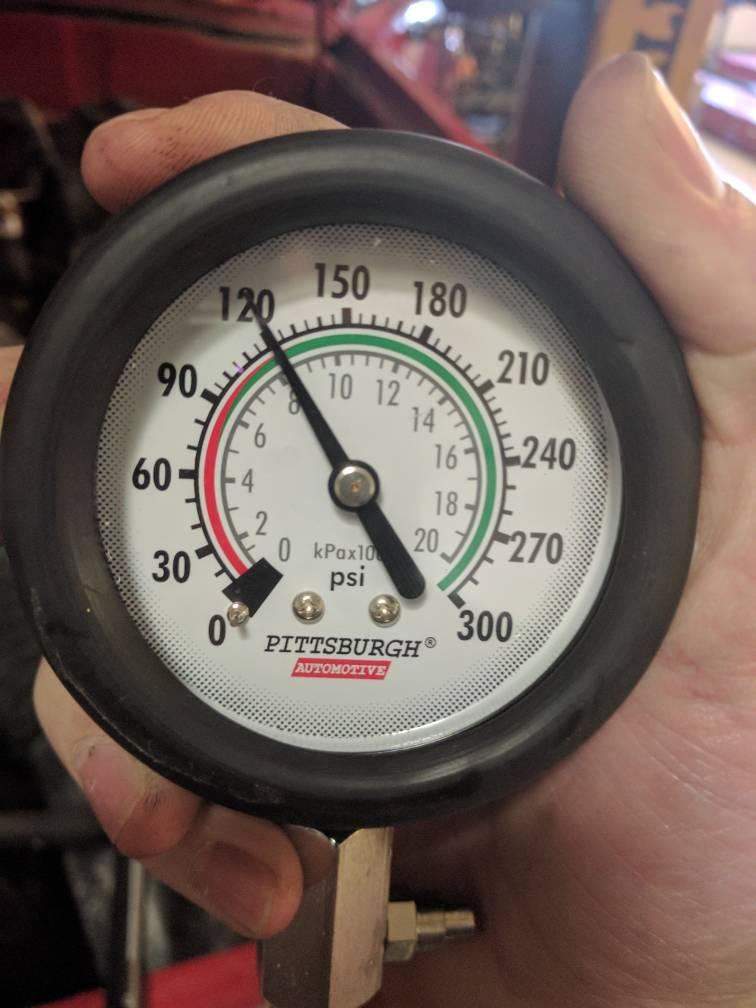The official mileage vs  compression thread