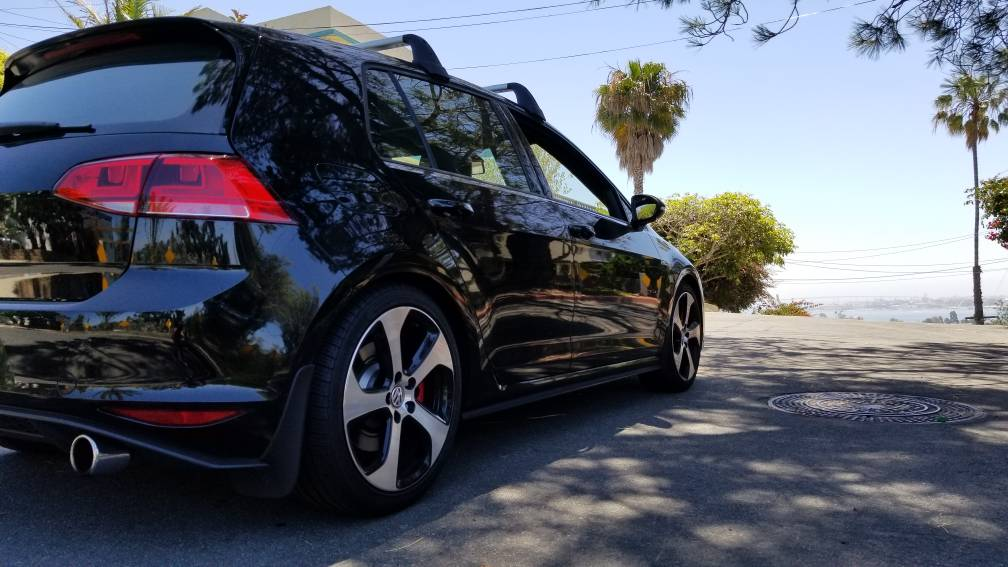 Post your VW Driver Gear spring setup  [Archive] - GOLFMK7
