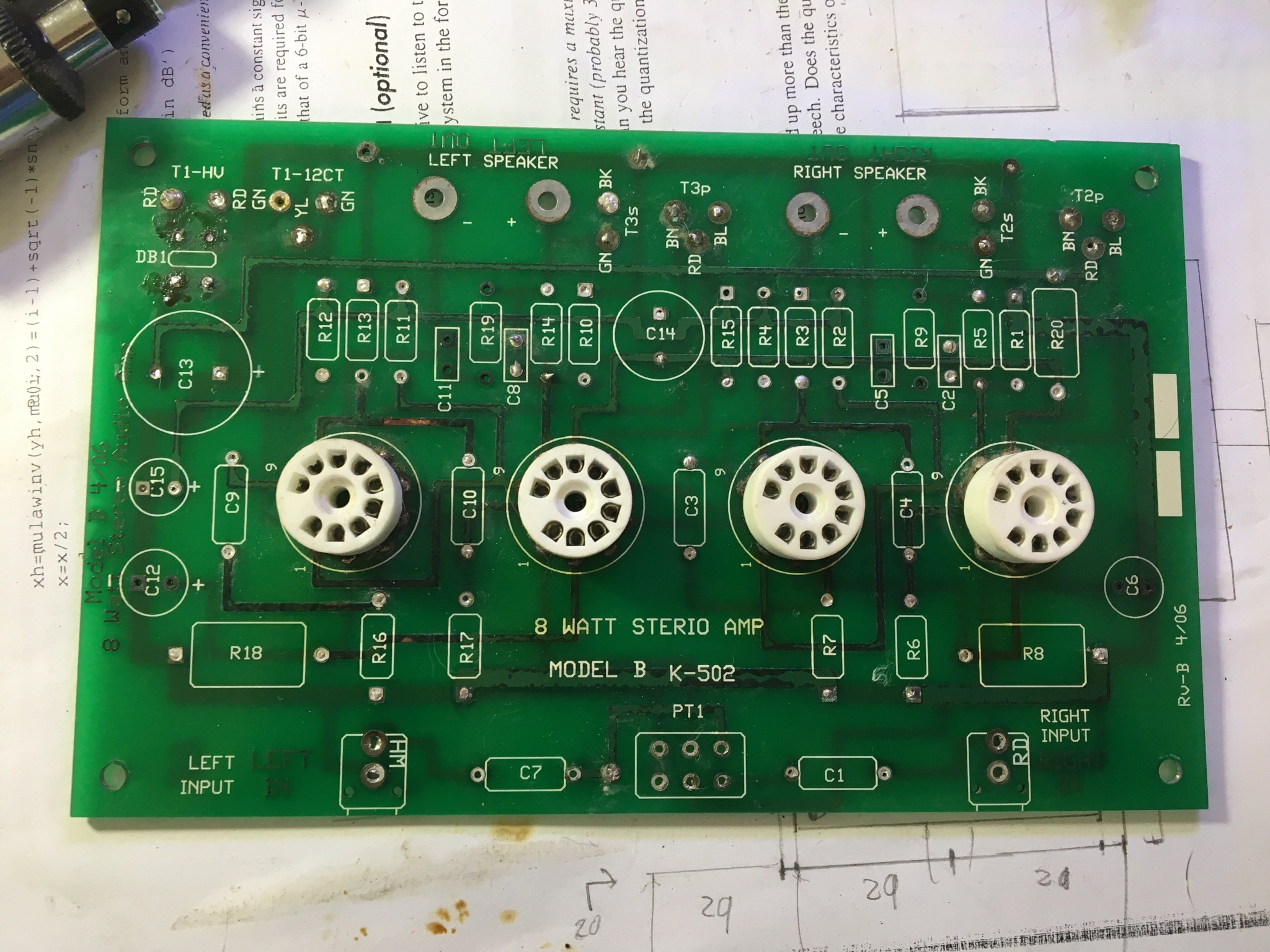 Repairing Corroded Pcb Page 2 Aerosol Contact And Circuit Board Cleaner Just Wiped The With Alcohol Its Looking Amazing Only Problem Is That Solder Mask Indeed Scraping Off Copper Traces