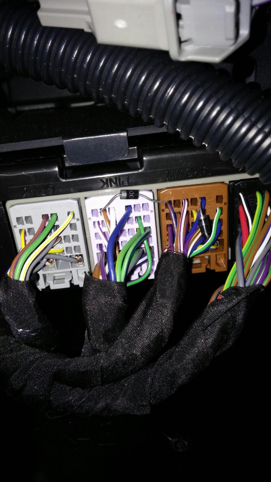 Dome Light Wire 2014 2018 Silverado Sierra Mods Footwell Wiring Diagram 1999 Gmc 72b7b10e2a6f07c17fbbfa6d07c476ed
