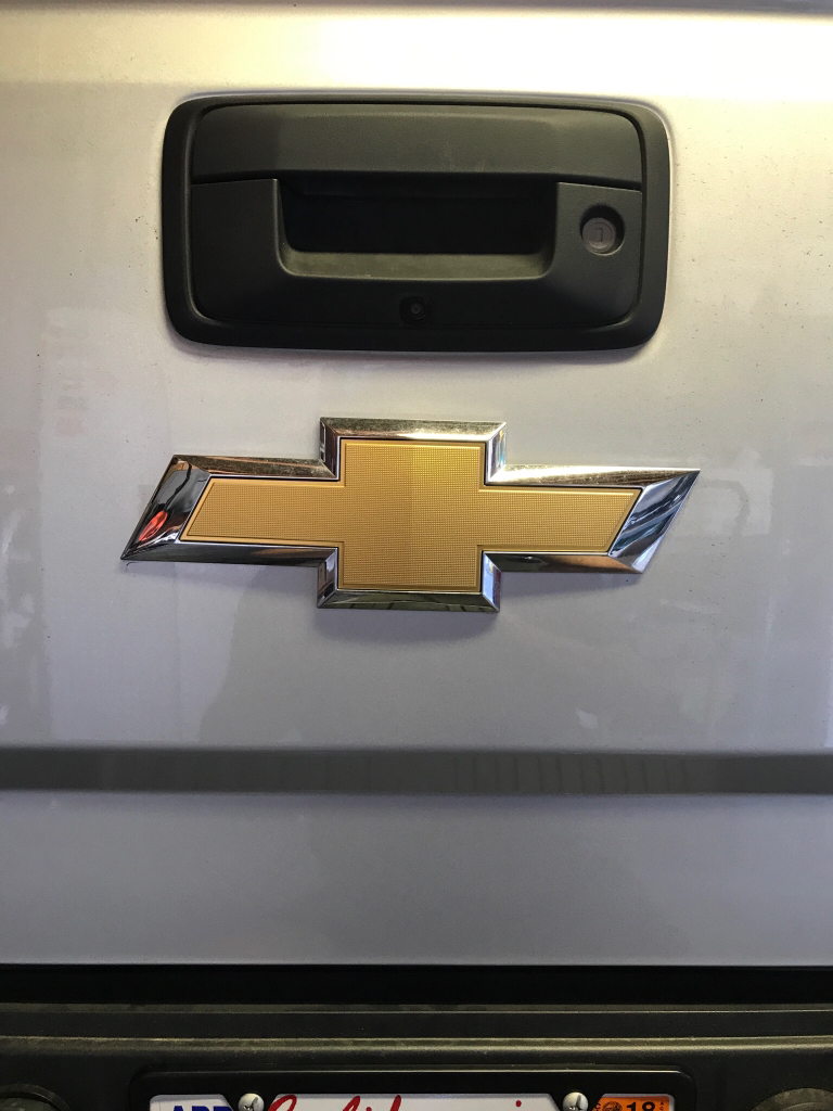 Emblem Alignment 2014 2018 Chevy Silverado Gmc Sierra Gm