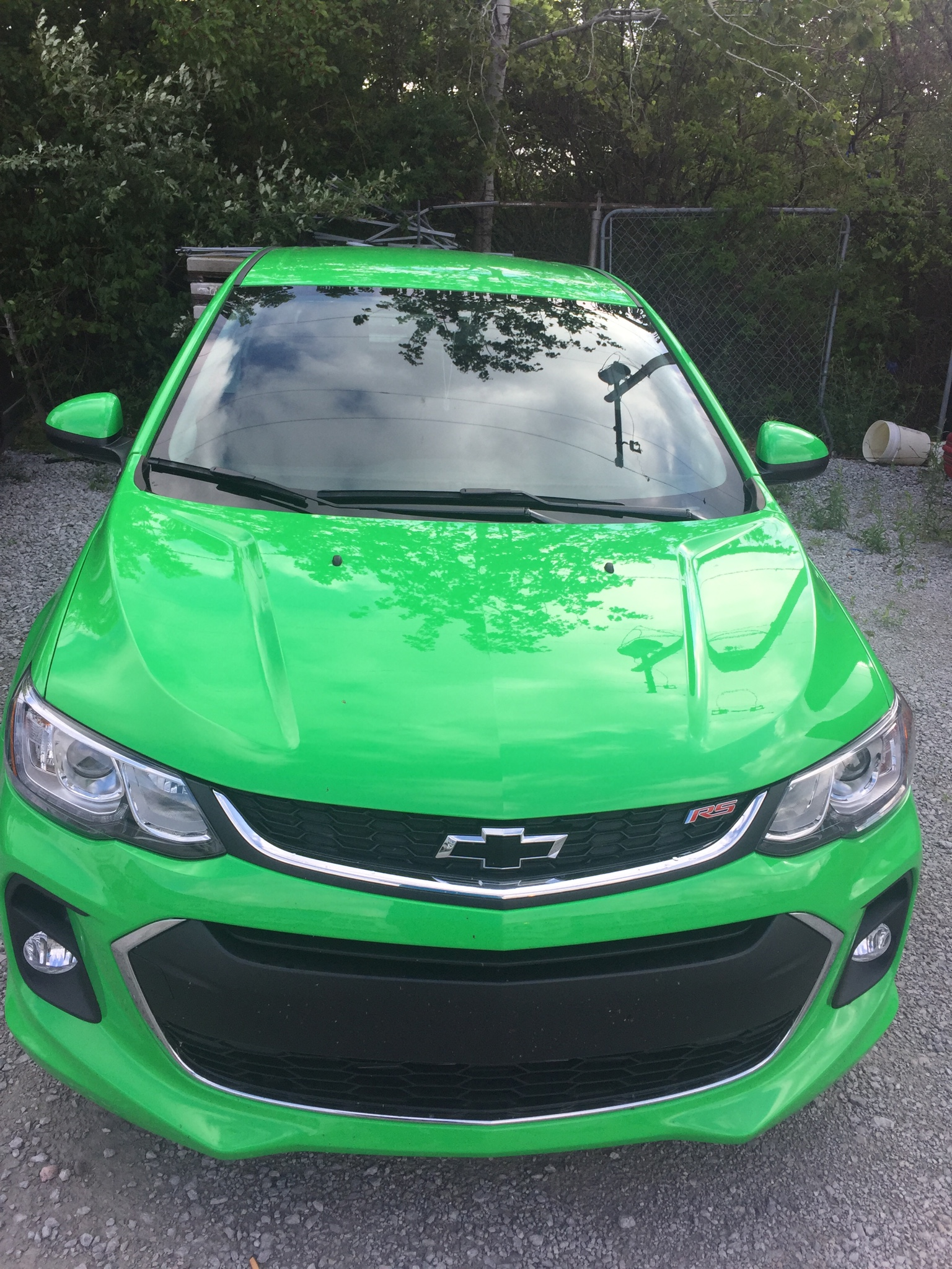 Chevy Sonic Owners Forum New Sonic Owner