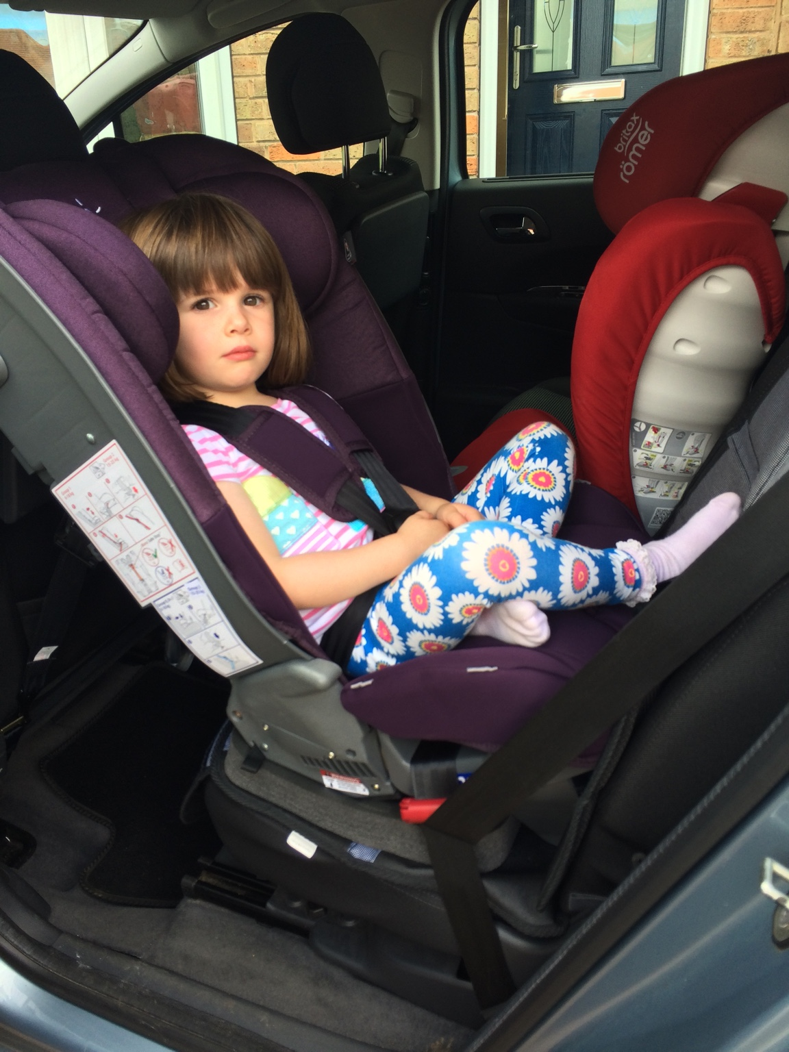 When to change car seat? - Netmums Chat