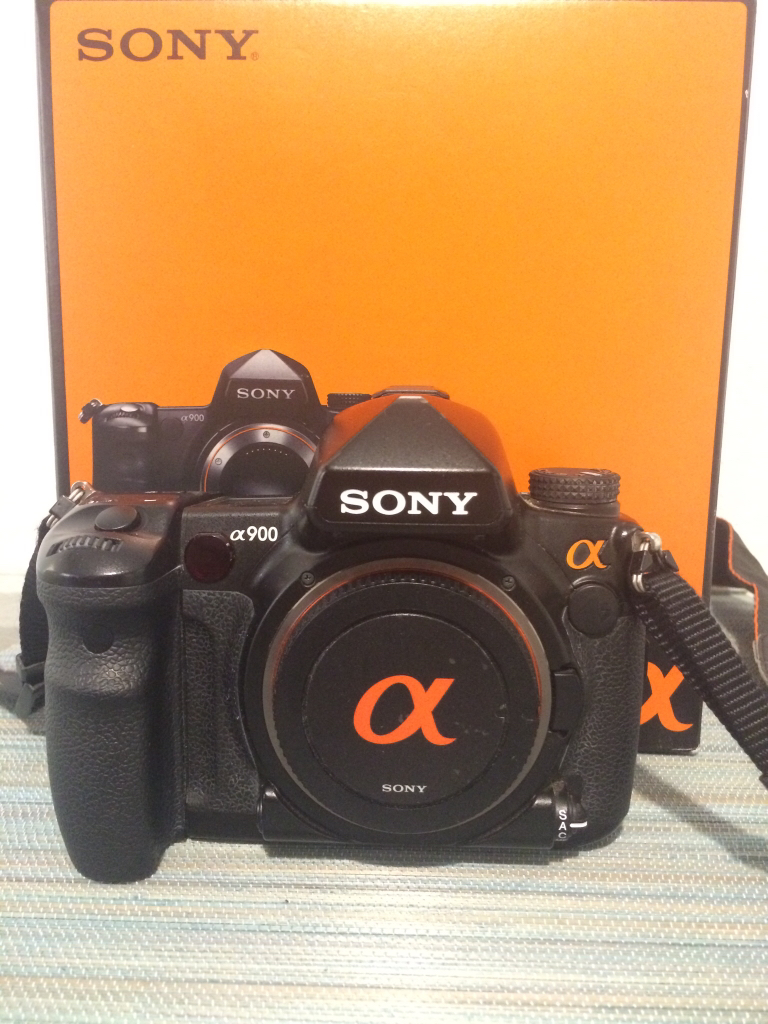 VENDO Sony a900 en Camaras y Objetivos4cf32f56b2811db762aaf1f85dff3c34