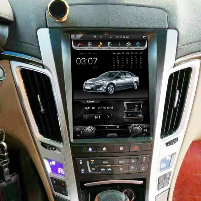 2010 Cadillac Sts Camshaft: Tesla-Style Head Unit For 2010-2012 CTS/V