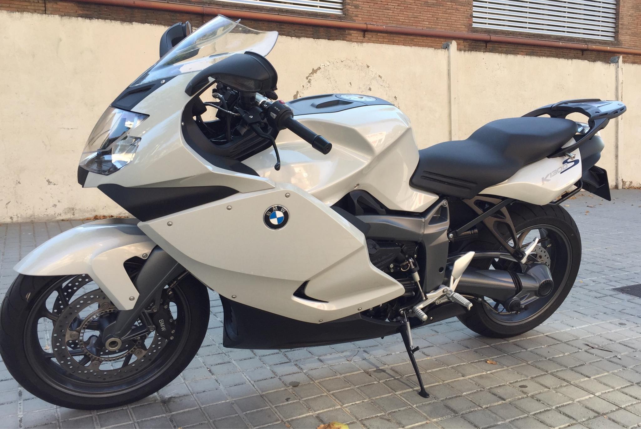 Vendo Bmw K1300s Blanca 37200 De Noviembre 2013 Barcelona 10900