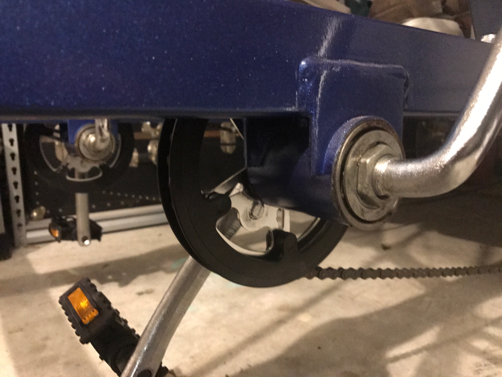 Need Opinions On Adding A Mid Drive Motor To A Rhoades Car