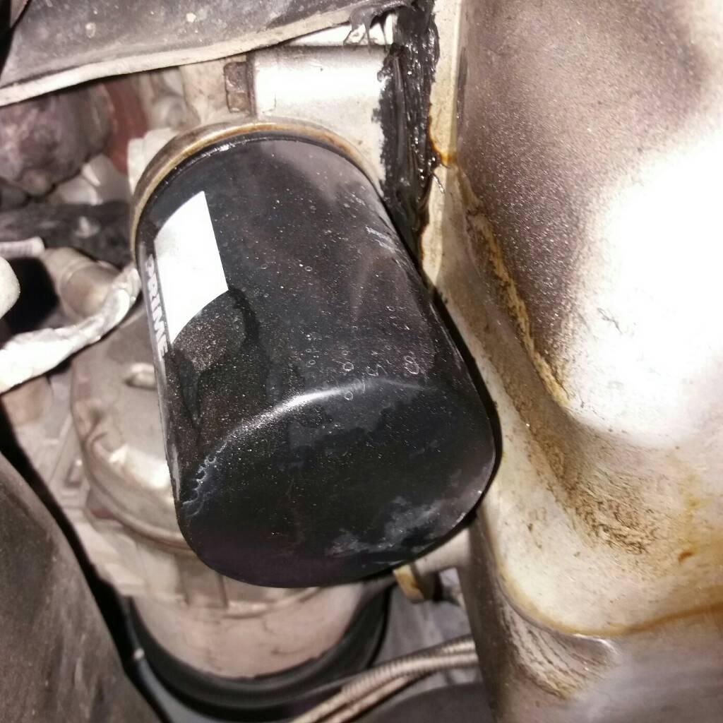 Sudden Oil Leaks