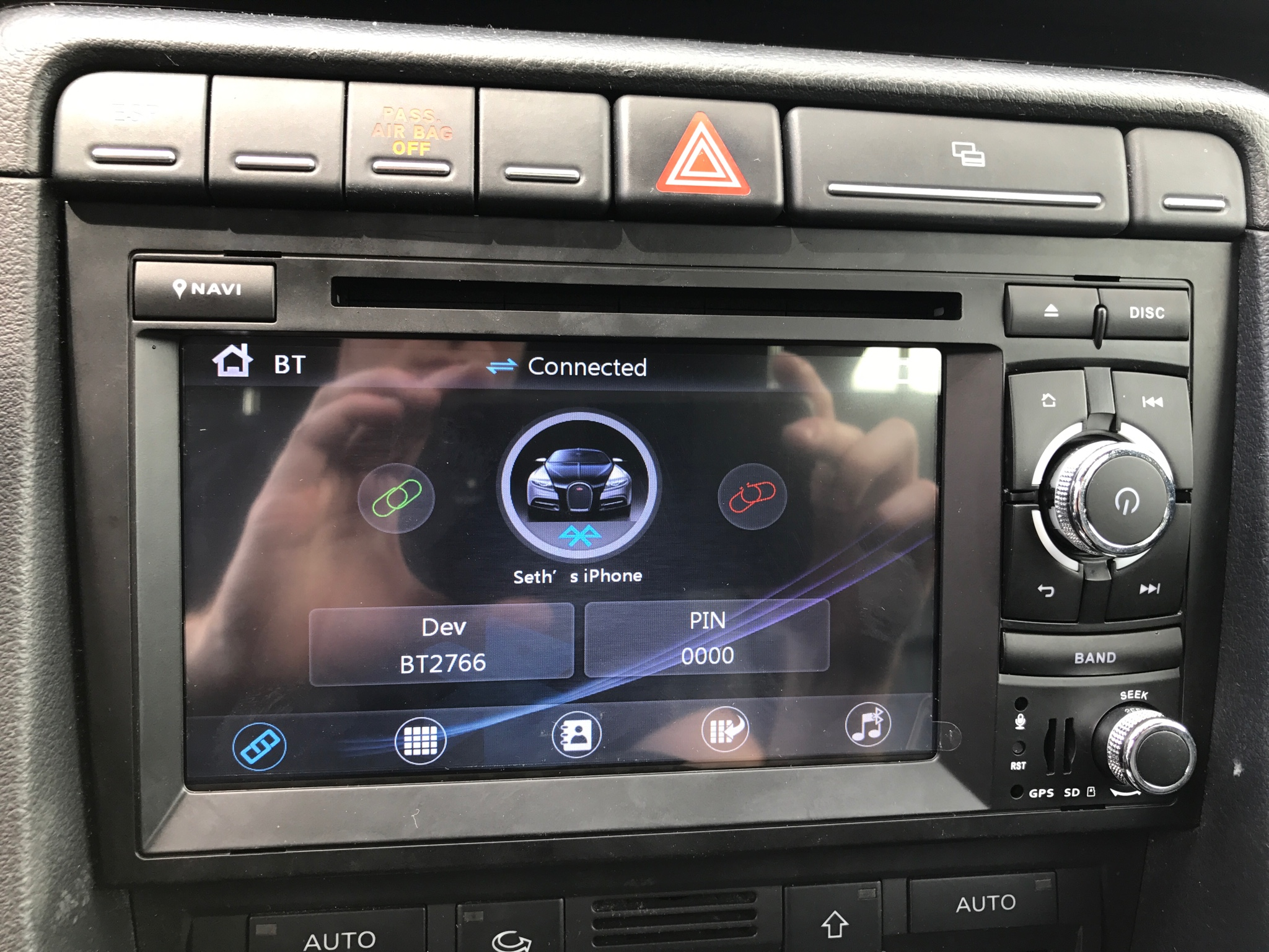 Show me your B7 aftermarket Nav installs- [Archive] - Page 11