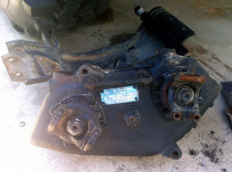 Dodge NP205 Transfercase Shift Linkage (in a Chevy)